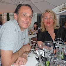 Ariane & Jean-Pierre User Profile