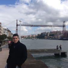Användarprofil för Alvaro Jose
