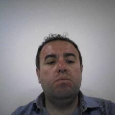 Fredy felhasználói profilja