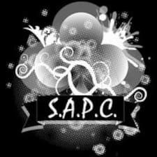 Perfil do utilizador de Sapc