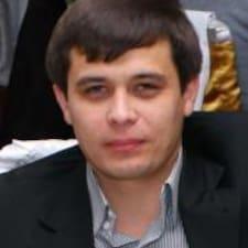 Nutzerprofil von Rustam