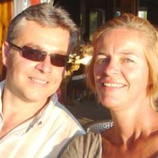 Profil korisnika Christine Den Boer & Bertrand Ségur