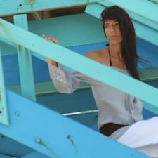 Valeria Cecilia - Uživatelský profil