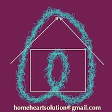 Perfil do utilizador de Home Heart Solution