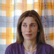 Anna-Maria ist der Gastgeber.
