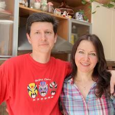 Konstantin&Zoia Brugerprofil