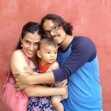 โพรไฟล์ผู้ใช้ Flavia, Juan, Lucia Et Sebastian