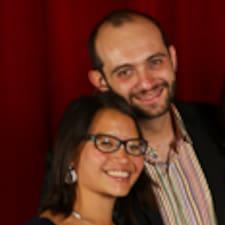 Профиль пользователя Matthieu & Priscilia