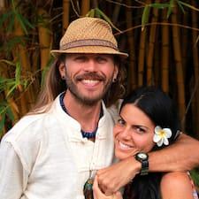 Maria & Daniel User Profile