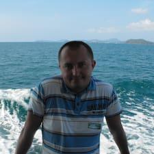 Siarhei User Profile