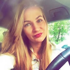 Profilo utente di Anastasiya