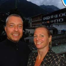 Marlene & Bjarne User Profile