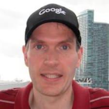 Henkilön Gerhard käyttäjäprofiili