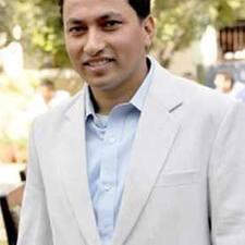 Rajendra — хозяин.