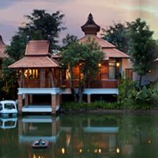 Khum Nakorn Villa is the host.