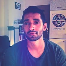 Profil utilisateur de Anil Jacob