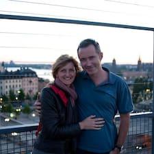 Yann And Karine Brukerprofil