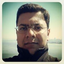 Profil utilisateur de Rajat