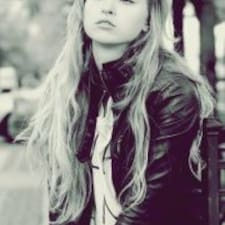 Профиль пользователя Yulia