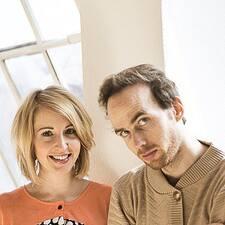 Sara & Stefan Brukerprofil