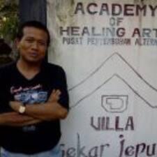 Профиль пользователя Wijaya