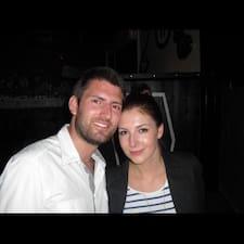 Anna&Simon felhasználói profilja
