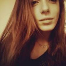 Agathe felhasználói profilja