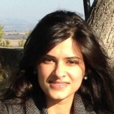 โพรไฟล์ผู้ใช้ Anjali