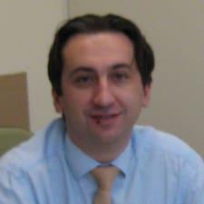 Enrique User Profile