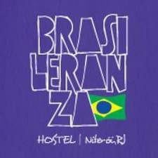Brasileranza is the host.