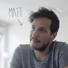 Профиль пользователя Matthieu