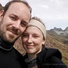 Fabian & Liisi felhasználói profilja
