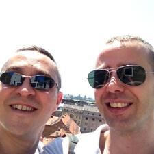 Profilo utente di Guillaume And Yaniv