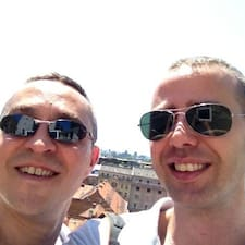 Profil utilisateur de Guillaume And Yaniv