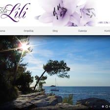 Profil utilisateur de Lili
