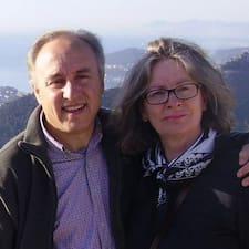 โพรไฟล์ผู้ใช้ Pamela & Hugo