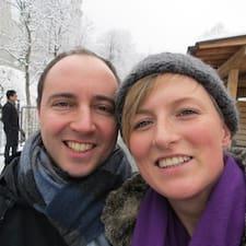 Anne & Chris User Profile