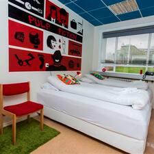 Hostel B47 - Uživatelský profil