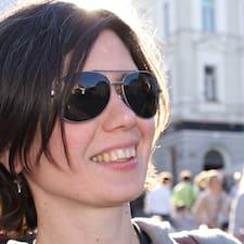 Vilma - Uživatelský profil