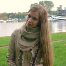 Julia Tumantseva User Profile