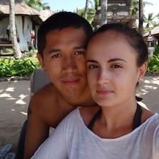 Profilo utente di Pierre-Alexis & Emilie