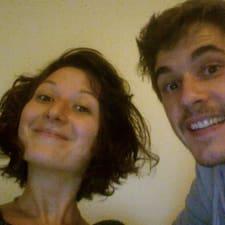 Användarprofil för Antoine & Tatiana