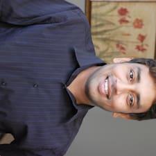 Swaroop felhasználói profilja