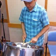 โพรไฟล์ผู้ใช้ Takeshi