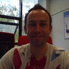 Andry felhasználói profilja