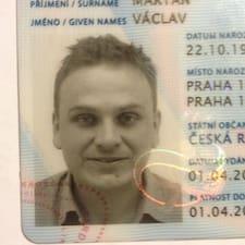 Vaclav - Uživatelský profil