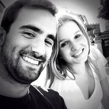 Profilo utente di Joana & Paulo