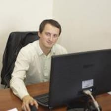 Профиль пользователя Volodymyr
