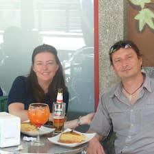 Profil utilisateur de Carolyn & Carlos