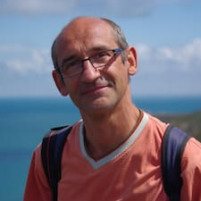 Paul-Jean felhasználói profilja